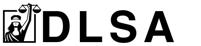 This image of the DLSA logo navigates back to the home page.