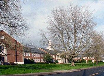 North Salem High, On D Street, Salem, Oregon