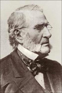 Redick McKee, 1851 Indian Agent