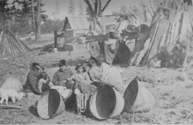 Yosemite Indians