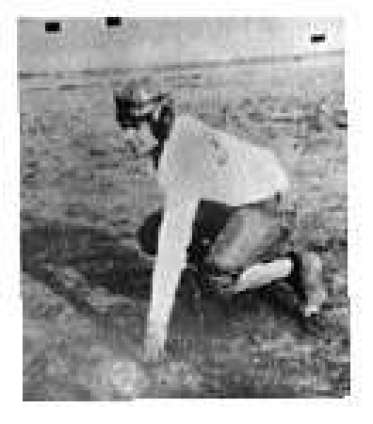 Lefty Wilder (Lefty Wild Eagle (Karok), Chemawa Indian School, 1930s