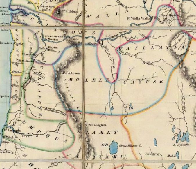Ethnography of Oregon Indians 1841: Horatio Hale of the U.S. Exploring Expedition