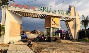 Cập nhật tiến độ dự án BELLA VILLA ngày 10-01-2018