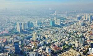 Đất đô thị TP.HCM sẽ được quy hoạch mở rộng lên khoảng 270.000 – 290.000 ha