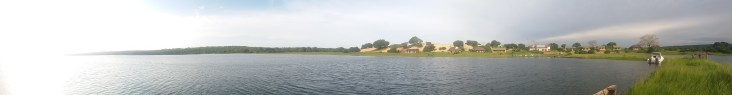 360 degree view of the inside of Kala Bay