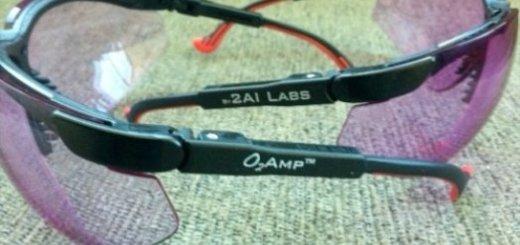 Kacamata O2Amps via Changizi Blog