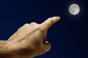 FINGER & MOON