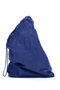 DUFFEL BAG BLUE