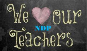 teachers love