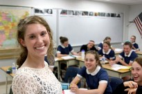 teachers students