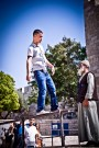 Young Stands - Photography by: Nabil Darwish [ndproductions::digital imaging::] - Location: Jerusalem