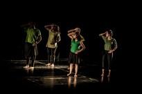 Ordinary Madness Dance Performance by Sareyyet Ramallah – First Ramallah Group (FRG), at the National Theatre - Jerusalem (Photography by: Nabil Darwish [ndproductions::digital imaging::] Copyright © 2013)