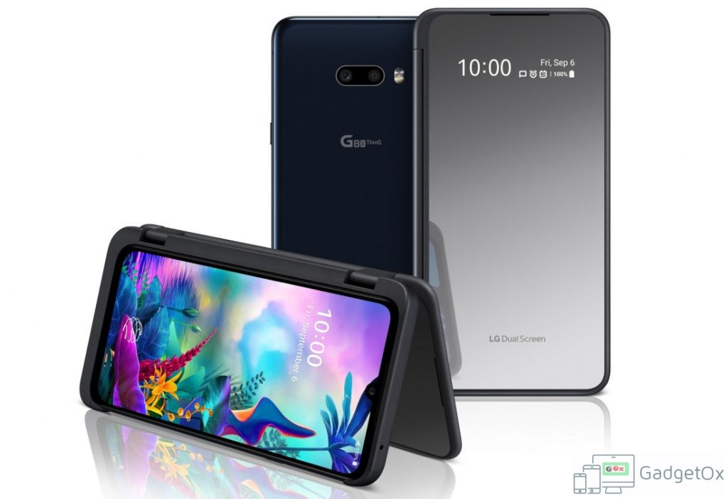 LG G8x ThinQ with 6 4-inch full HD+ OLED display, 2 1-inch