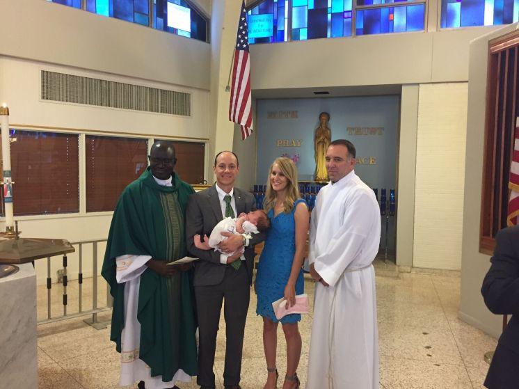 James Rome (PT2) Summer Assgnment- Holy Cross Church- Morgan City, LA
