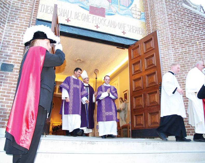 Diocese of Jackson Ordination