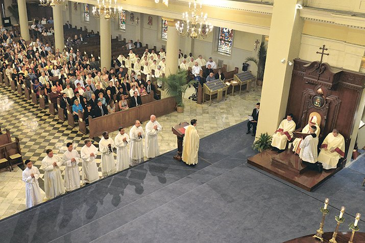 New Orleans Diaconate Ordination 1