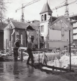 Construction eglise NDS 12