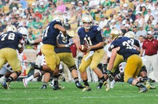 ND QB Tommy Rees