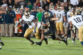 ND RB Will Mahone
