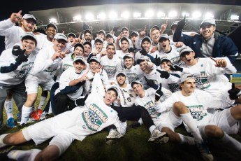 NCAA Soccer National Championship, By Zachary Llorens