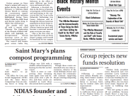 Print Edition for Tuesday, February 5, 2019