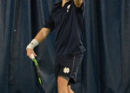 Men's tennis improves to 8-1