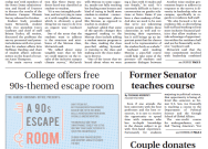 Print Edition for Tuesday, February 12, 2019