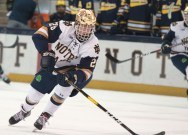 Irish make Big Ten statement with 5-2 win over Wolverines