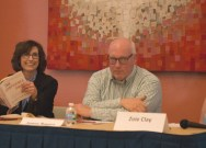 Panelists discuss equal pay, gender issues in the workforce