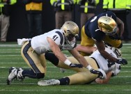 DelVecchio: Notre Dame-Navy 'rivalry' needs to come to an end