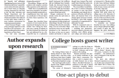 Print Edition for Friday, February 21, 2020