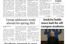Print Edition for Friday, September 4, 2020
