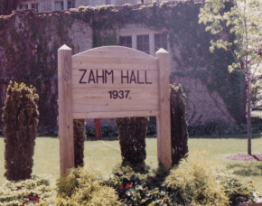 From the Archives: The history and controversy of Zahm House