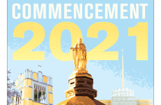 Print Edition for Commencement 2021