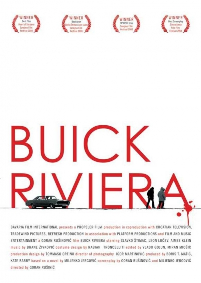 Buick Riviera movie poster