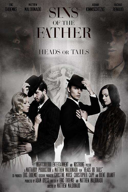 """Sins of the Father - Heads or Tails"" movie poster"