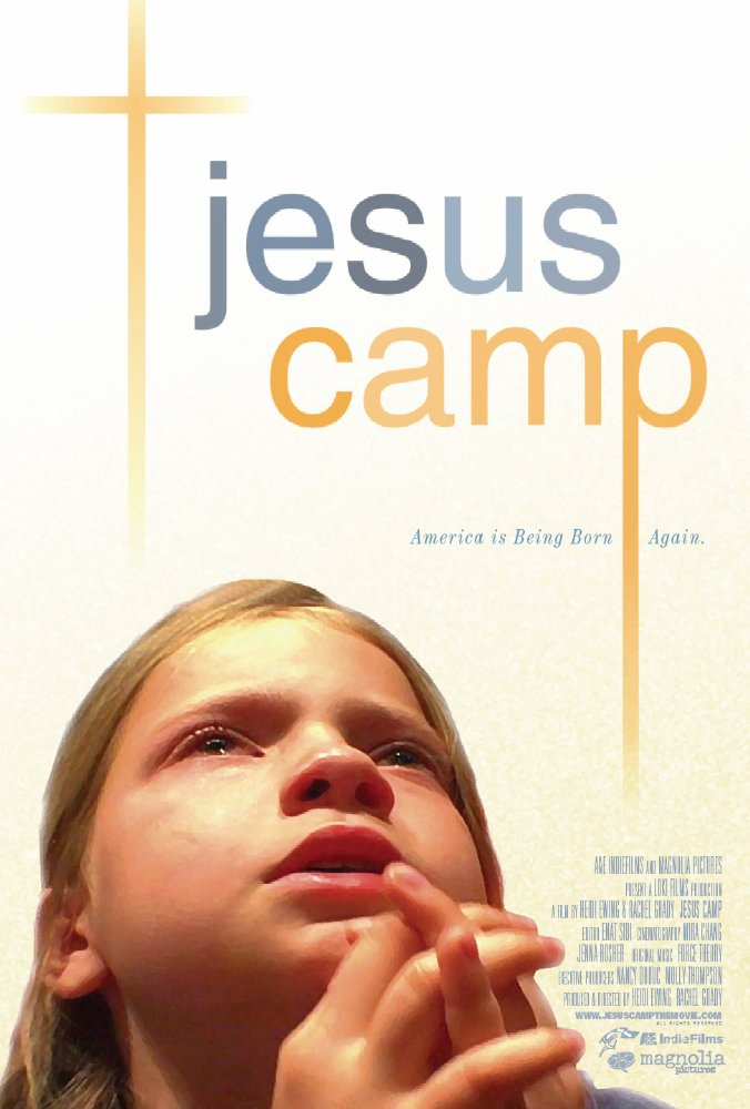Jesus Camp movie poster