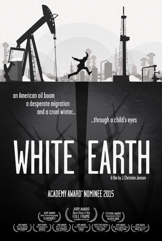 White Earth movie poster