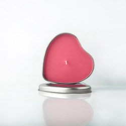 Heart Shaped Candle 200g