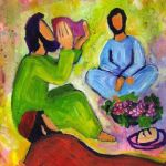Méditation pour le 5è dimanche de Pâques (2.05.2021)
