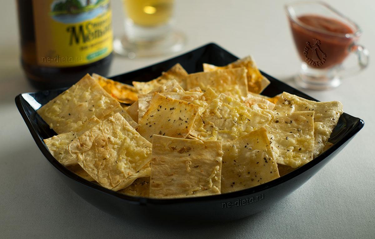 Chips van Lavasha