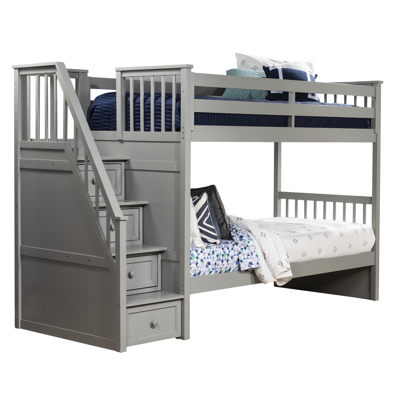 Schoolhouse 4.0 Stair Bunk