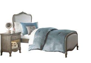 Kensington Katherine Upholstered Panel Bed