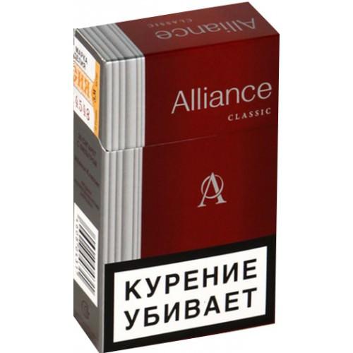 Alliance cigaretter (alliance)