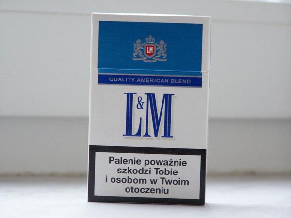L & M cigaretter (lm)