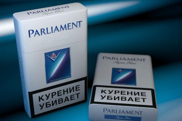 Cigaretter Parlamentet (Parlamentet)