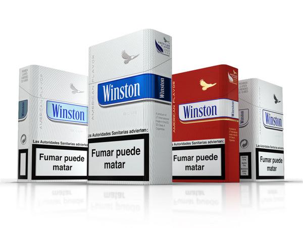Winston cigaretter (Winston)