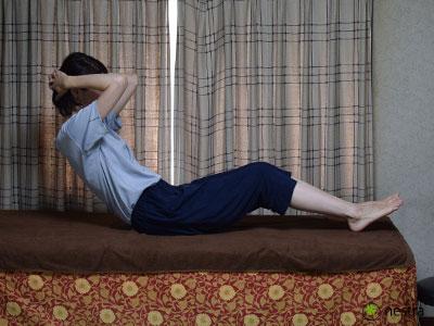 肩インナーマッスル-腹筋
