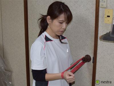 肩インナーマッスルトレーニング5