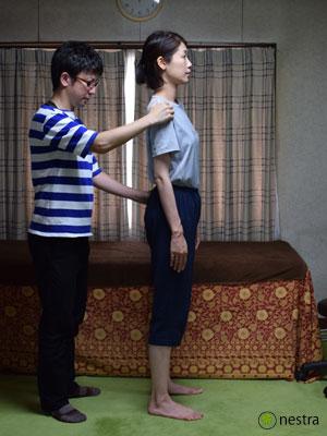 腰の痛みテスト-ケンプ徴候4